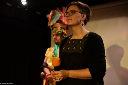 Genevieve Roudané. Photo credit: Elena Martínez.