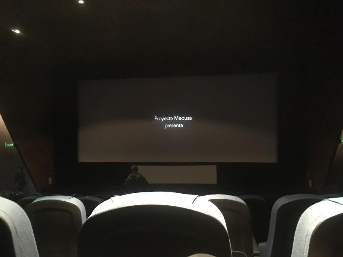 The Chunta screening Mexico 2017 2