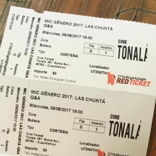 The Chunta screening Tonala 5