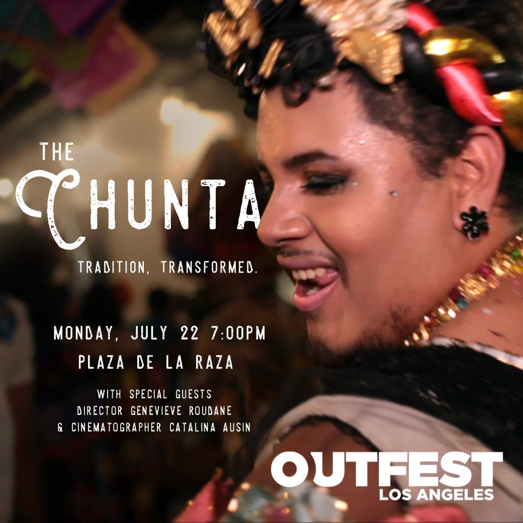 The Chunta outfest flyer