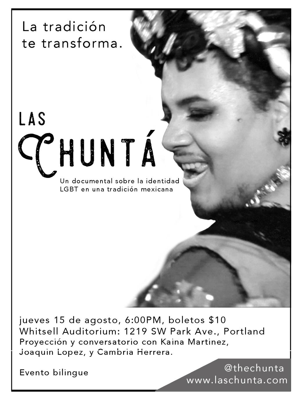 Latin Flavor flyer