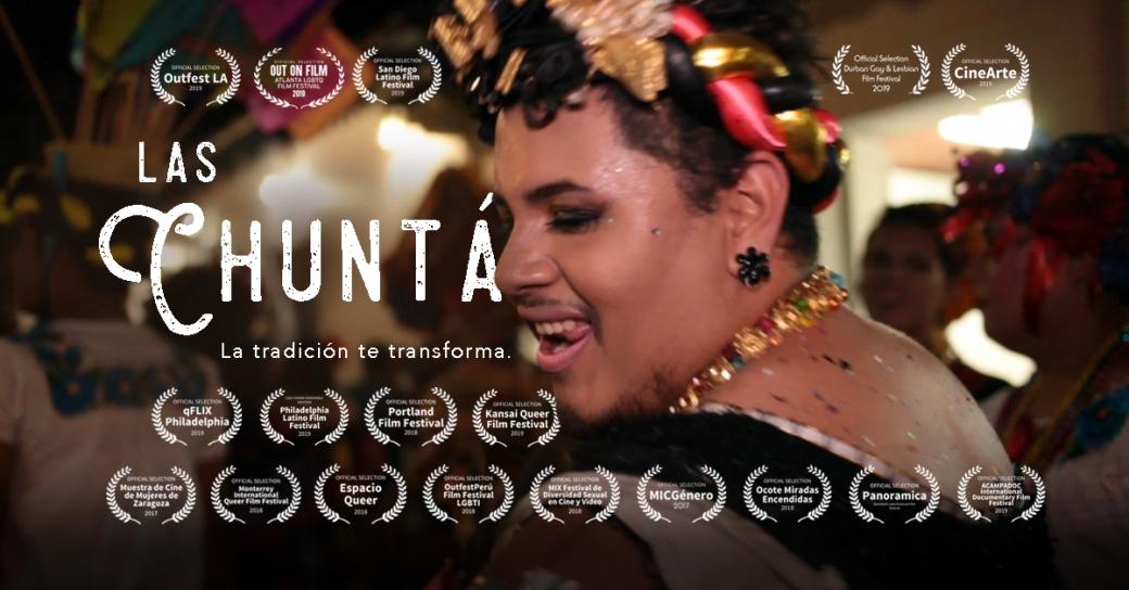 Las Chunta laurel banner es sept 2019